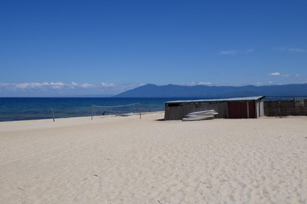 Kande strand, Nkhata Bay