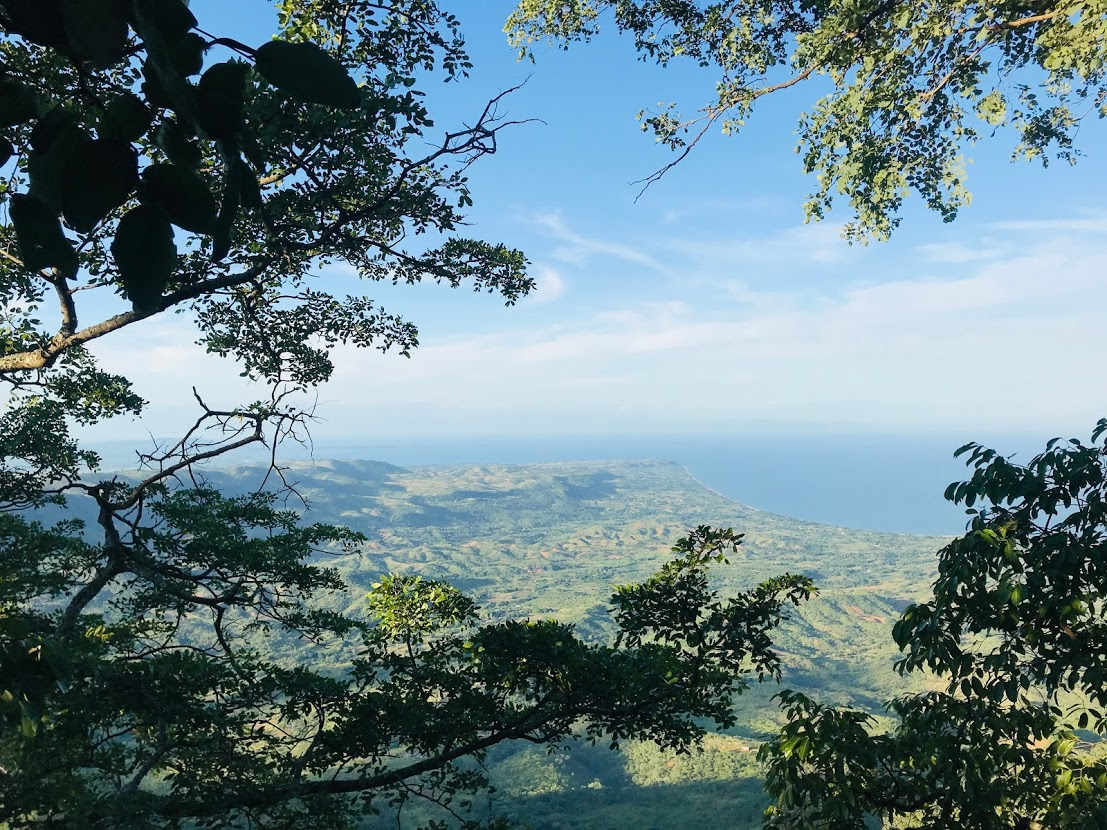 Uitzicht Livingstonia (Mushroom farm)
