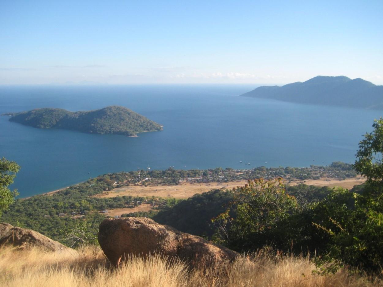 Uitzicht Thumbi Cape Maclear