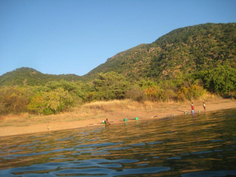 Lake Malawi wordt voor alles gebruikt