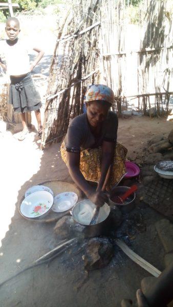 Nsima koken, Monkey Bay